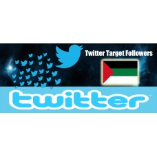 Buy 1000 Arab Twitter Followers